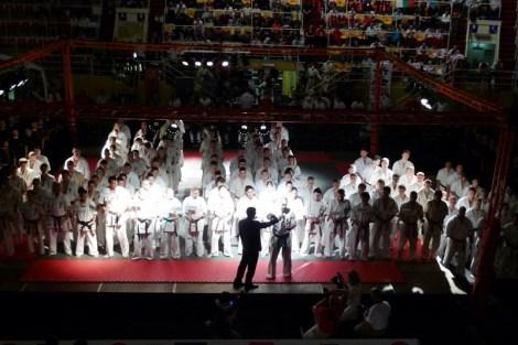 Suwalczanin w finale Mistrzostw Europy Karate Shinkyokushin Niebywałe Suwałki 1