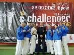 Złoto za start karateków Niebywałe Suwałki