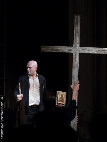 Prorok Ilja przybył z wizją nowego świata – Teatr Wierszalin w Sejnach Niebywałe Suwałki 47