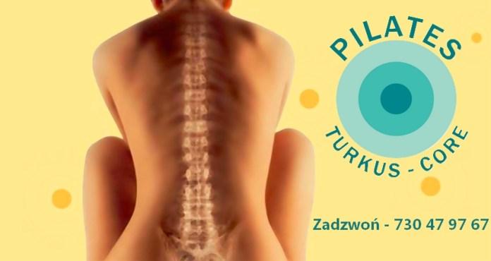 Pilates Turkusowy