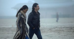 Na zdj. Zoe Saldana i Billy Crudup.