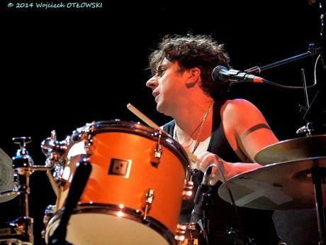 Sean Noonan - koncert w SOK; Suwalki, 07.X.2014