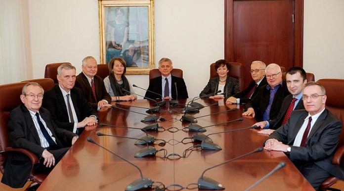 członkowie Rady Polityki Pieniężnej