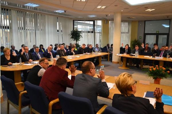Sesja Rady Miejskiej w Suwałkach