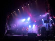 """12.08.2016, RockWater Szelment Festival - Janusz """"Yanina"""" Iwanski. © 2016 Wojciech Otlowski"""