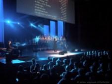 16.12.2016, Suwalki, SOK - Sala im. Andrzeja Wajdy, Michelle John & Suwalki Gospel Choir © 2016 Wojciech Otlowski