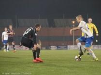 31.III.2017; Suwalki - Stadion Miejski; mecz I ligi Wigry Suwalki - GKS Tychy 1:0. Zapolnik (p) © 2017 Wojciech Otlowski