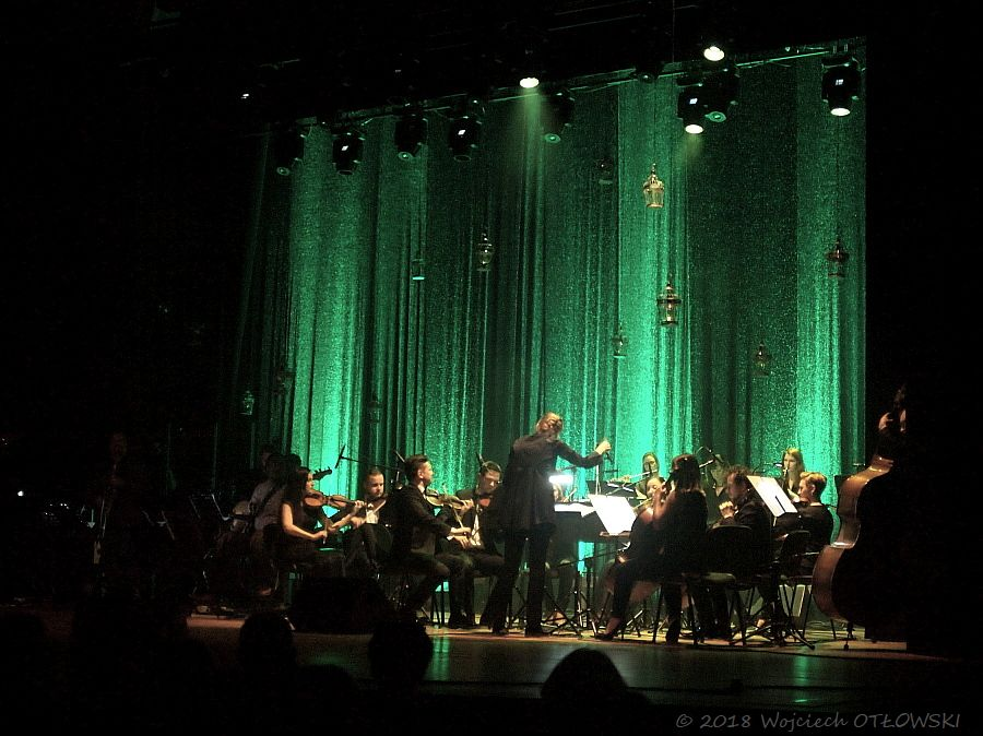 16 II 2018, Suwalki, SOK; koncert Film Jazz Project & SOK © 2018 Wojciech Otlowski