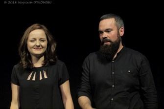 25 X 2018, Suwalki, SOK- Sala Kameralna; Malgorzata Znarowska i Maciej Sadowski © 2018 Wojciech Otlowski