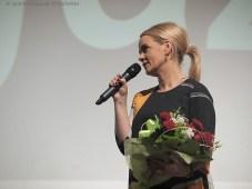"""30 XI 2018, Suwałki - SOK; XV Międzynarodowe Spotkania z Monodramem """"O Złotą Podkowę Pegaza"""" - Ewa Sidorek © 2018 Wojciech Otłowski"""