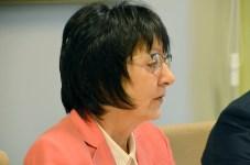Na zdj. Alicja Andrulewicz, dyrektor Suwalskiego Ośrodka Kultury