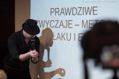 Artur Urbanowicz promocja książki Inkub
