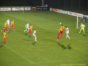 20 IX 2019; Suwałki - Stadion Miejski; I liga, Wigry S. - Stomil O. 0:0 © 2019 Wojciech Otłowski