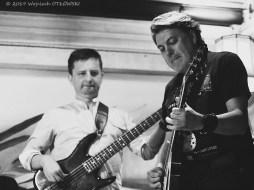 22 X 2019; Suwałki - Rozmarino, Gary Moore Tribute Band (Łukasz Gorczyca i Bogdan Topolski) © 2019 Wojciech Otłowski