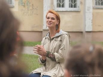 04 IX 2020, Suwałki - Piknik na Klonowej - Monika Rudowicz © 2020 Wojciech Otłowski