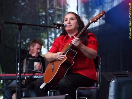 Martyna Jakubowicz na Suwałki Blues Festival 2011 – 15 lipca © 2011 Wojciech Otłowski