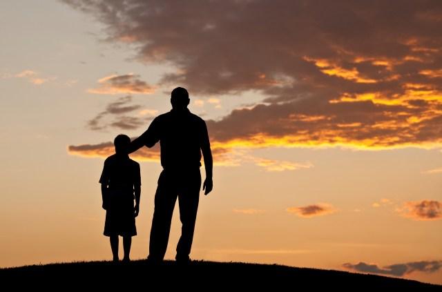 rapporto padre figlio