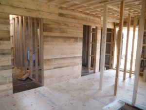 Klimahaus Nature in Holzausführung