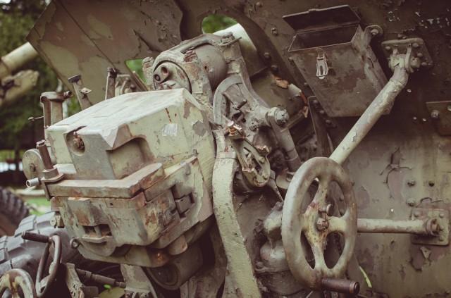 85-мм дивизионная пушка Д-44