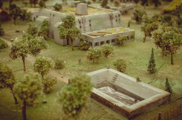 Priešgaisrinės apsaugos baseinas prie Hitlerio bunkerio