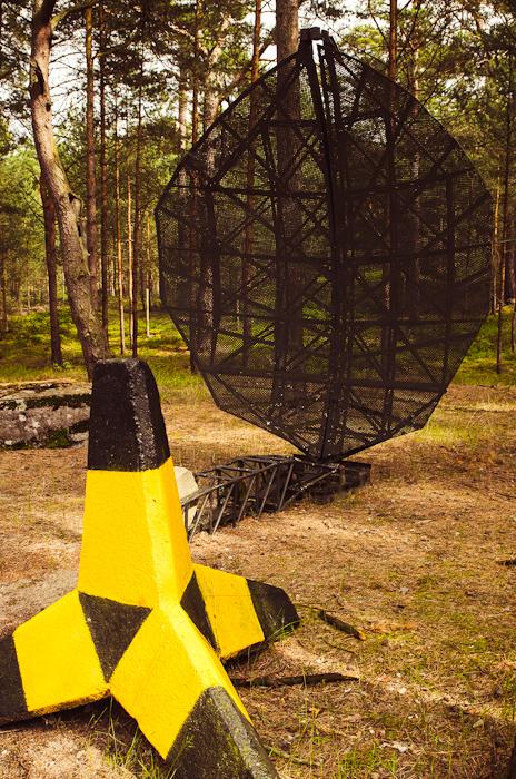 """Radaro """"bliūdas"""""""