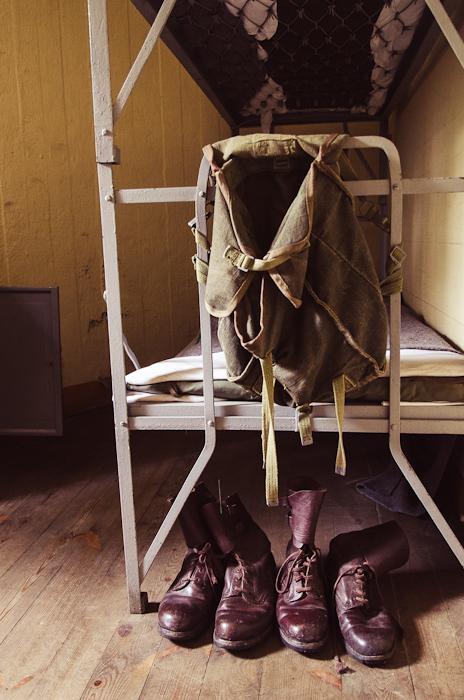 Kareivių miegamasis
