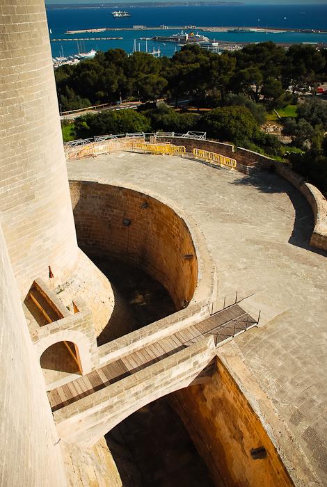 Paskutiniai žvilgsniai nuo pilies viršaus