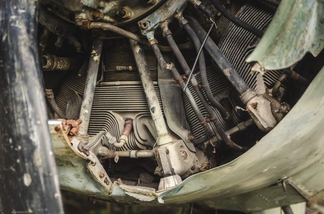 Amžinai nutilęs 2000 Ag variklis