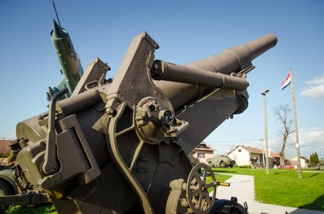 203 mm M2 haubica