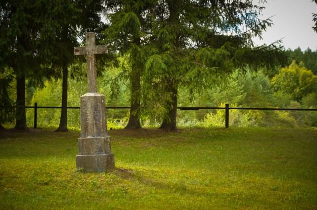 Vienišas kryžius