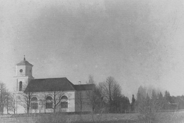 Bažnyčia iki II Pasaulinio karo