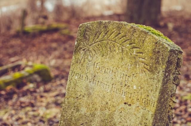 Senosios Vilkyškių kapinės