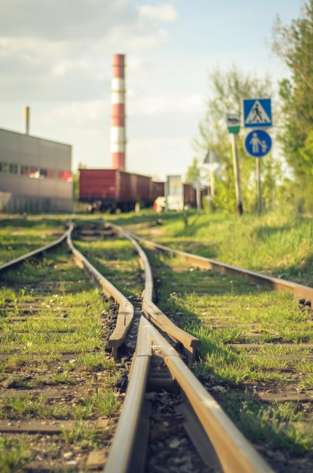 Myliu geležinkelius