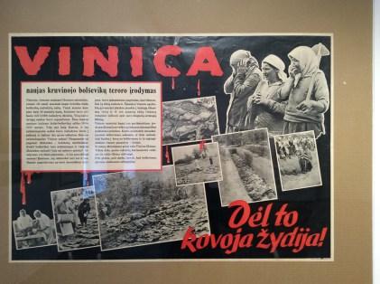 II-ojo pasaulinio karo Lietuvos plakatai