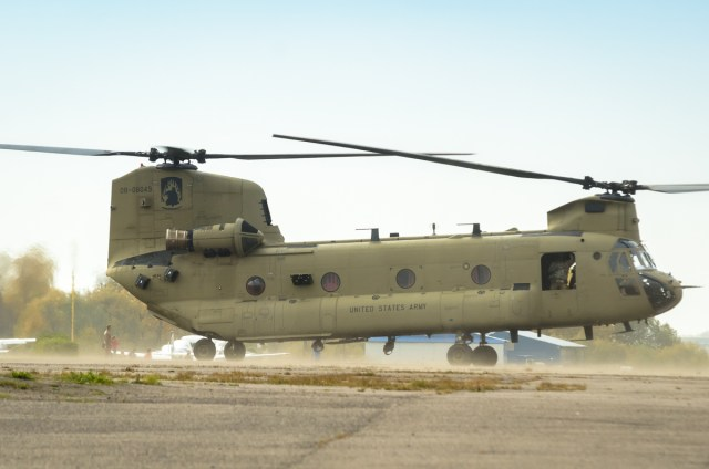 Boeing CH-47 Chinook