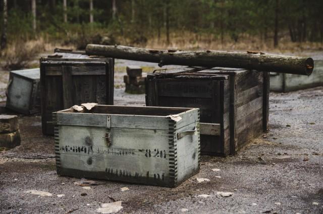 Spėju, dėžė dyzelinio generatoriaus АС-814Д  atsarginėms dalims
