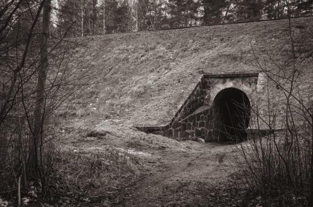 Geležinkelio viadukas