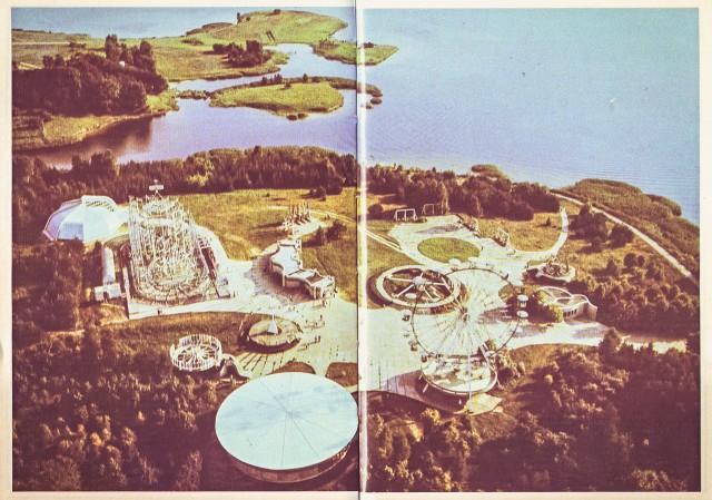 """Elektrėnų """"Vaikų pasaulio"""" panorama"""