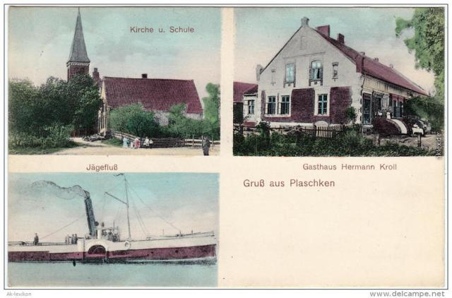 Plaškiai. 1915 m.