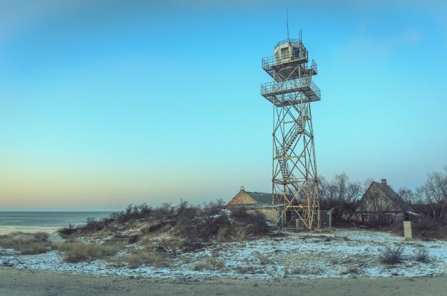 Buvęs pasieniečių bokštas