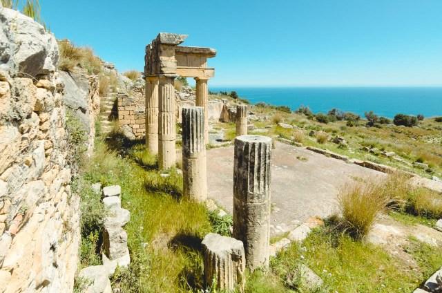 Solunto archeologinė zona