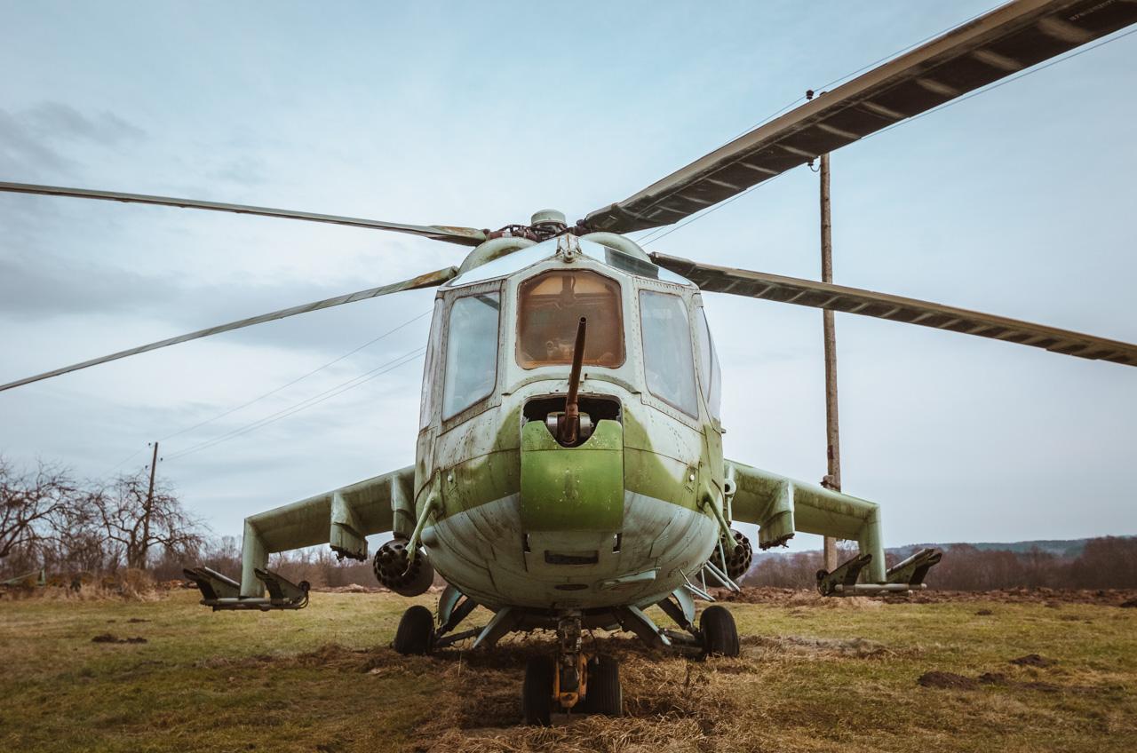 Mano kieme – kovinis sraigtasparnis