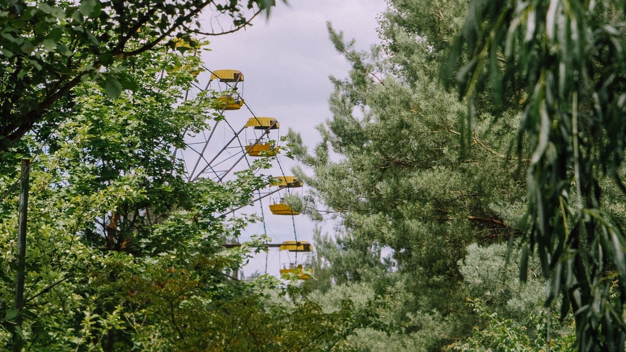 Černobylio zona. Kitoks žvilgsnis