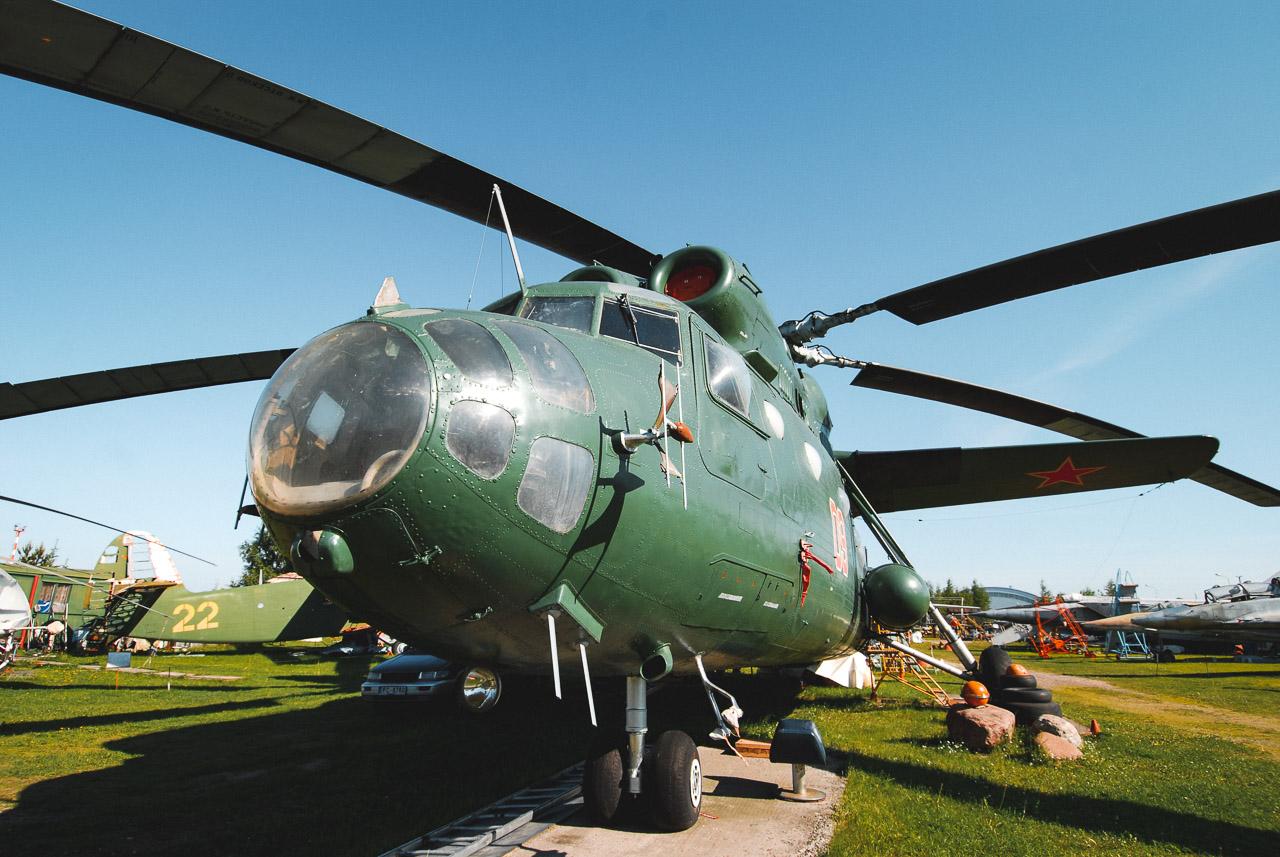 Requiem Rygos aviacijos muziejui