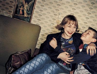 Lilja en Volodya