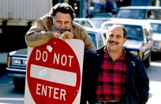 A younger Tom and Ray Magliozzi