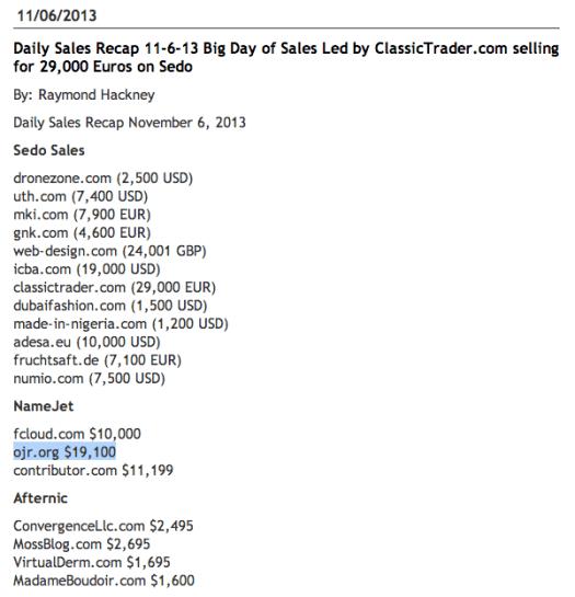 ojr-domain-sale-screenshot