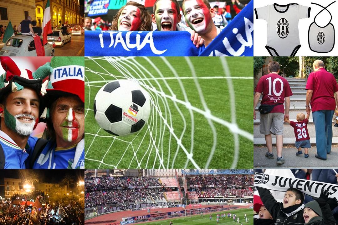 Piłka nożna. Włochy. Włosi. Sycylia. Trapani