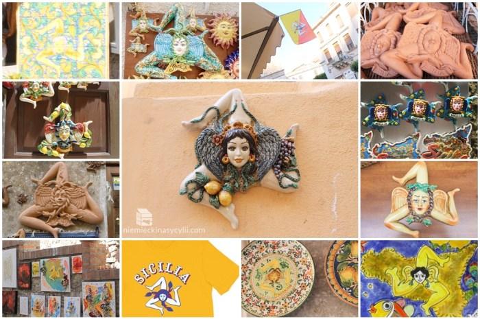 trinacria, trinacria sycylijska, symbol szczlii, trinacria z ceramiki, znaczenie trinacrii, ynacyenie trinakrii, znacyenie tryznoga, znaczenie symbolu sycylii, meduza sycylia, meduza z ceramiki, ceramiczna meduza, meduza z sycylii, znaczenie meduzy , ceramiczna meduza sycylijska, pamiątki z sycylii, pamiątki sycylia, sycylia pamiątki, pamiątka sycylia, souvenir sycylia, co przywieźć z sycylii, co przywieźć sycylia, co kupić na sycylii, sycylia co kupić, co kupić sycylia, ceramika z sycylii, sycylijska ceramika, meduza na pamiątkę, trinacria na pamiątkę, flaga sycylii, herb sycylii, sycylijska flaga, sycylijski herb, herb sycylijski, flaga sycylijska
