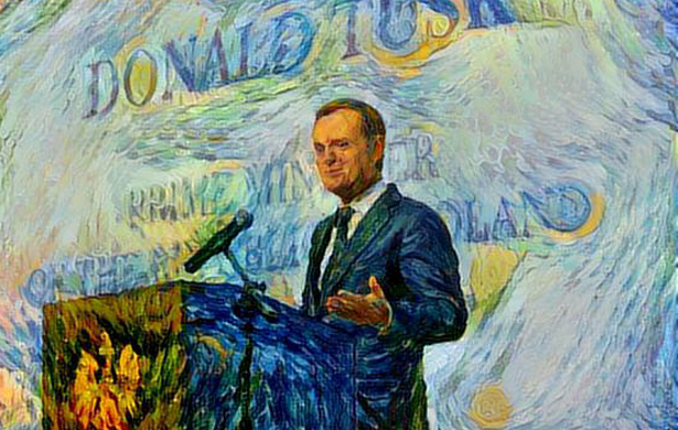 Donald Tusk From Wikimedia Commons, the free media repository /Andrzej Barabasz